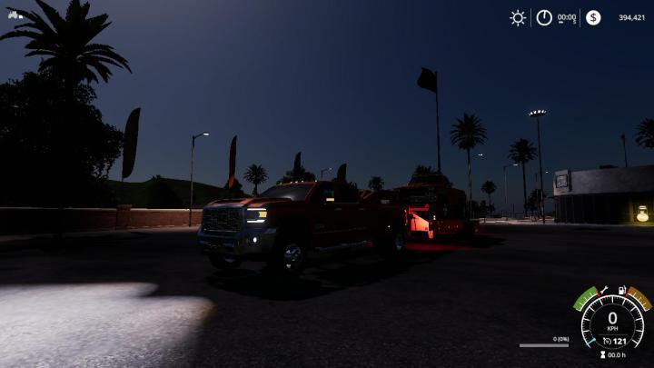 Fs19 2018 Gmc 3500 Denali V1 Simulator Games Mods Download