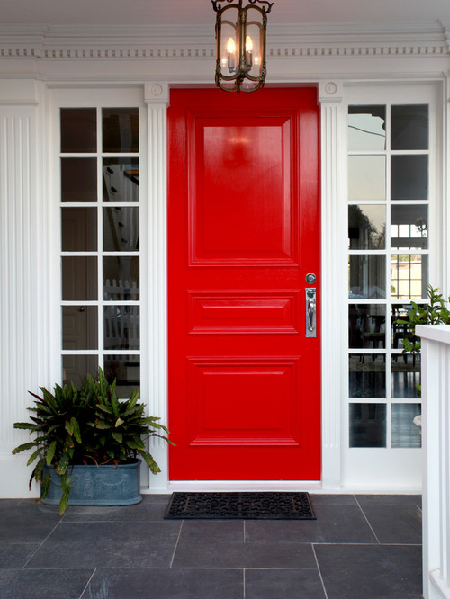What Your Front Door Color Says About Your Home Sina