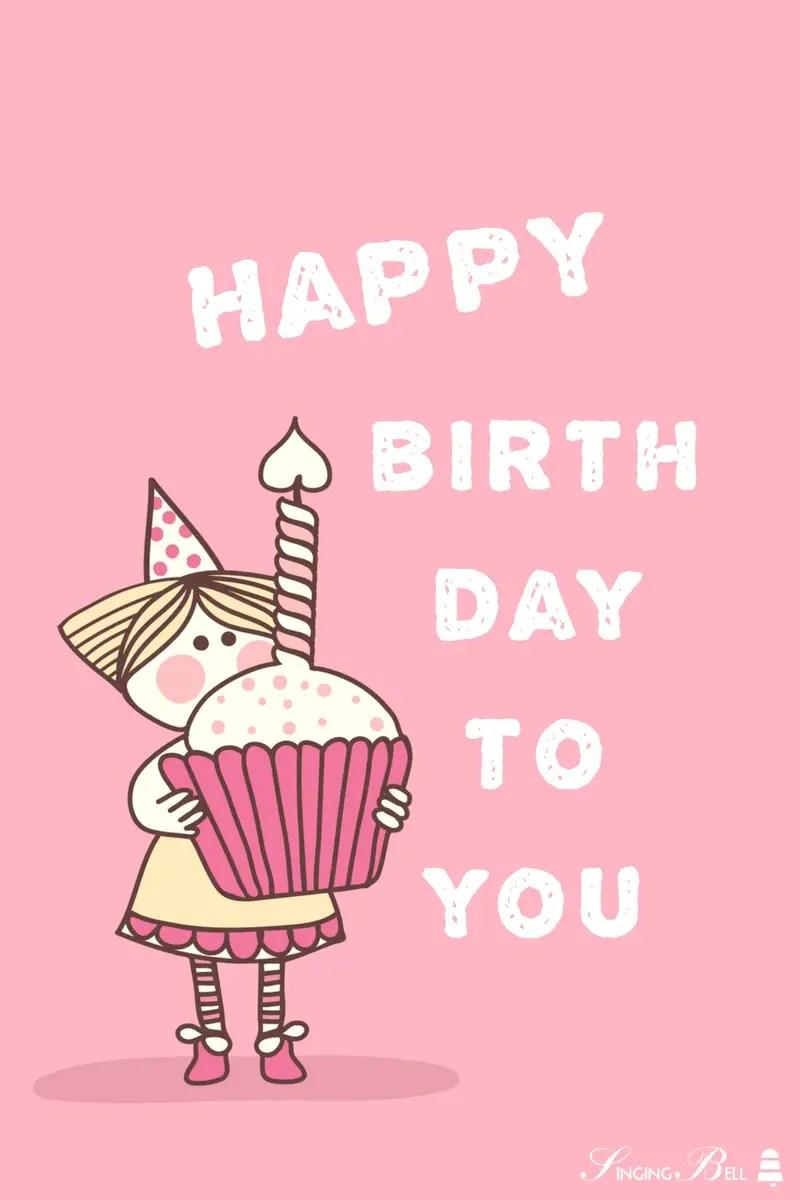 Birthday Happy Happy You Karaoke Version Birthday
