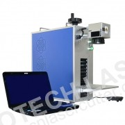 PORTABLE MINI FIBER MARKING MACHINE