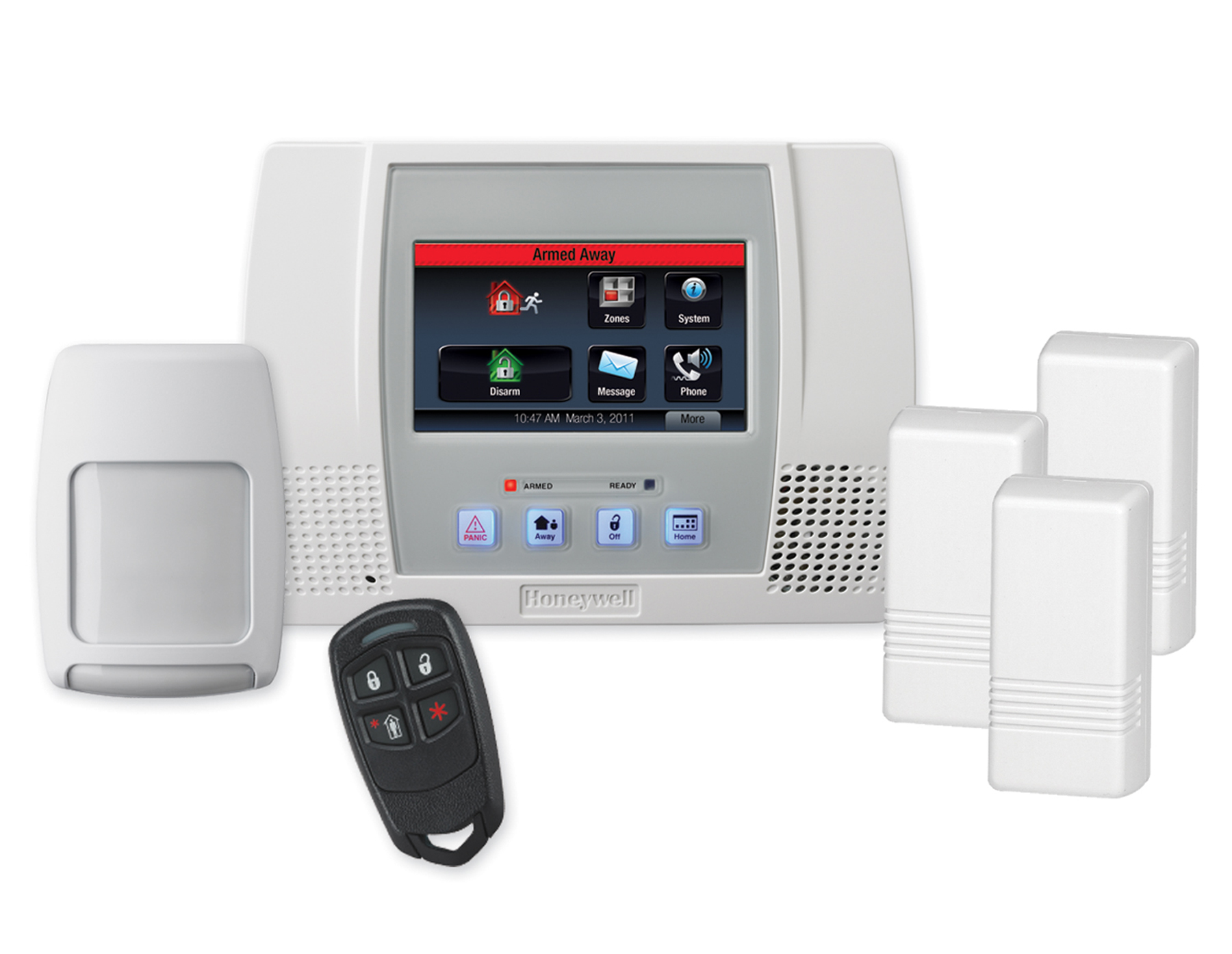 Which Home Alarm