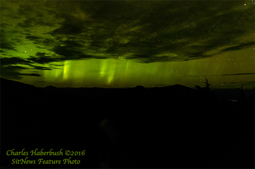 Northern Lights Forecast Juneau