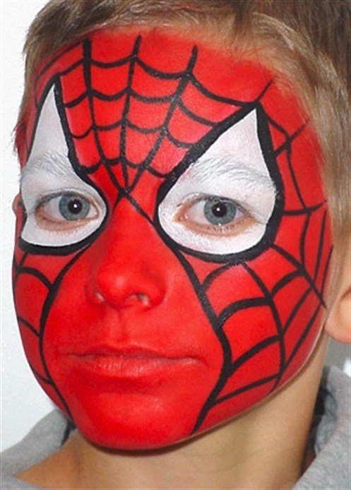 29 amazing face painting ideas for kids that you can do Tiger Face Painting