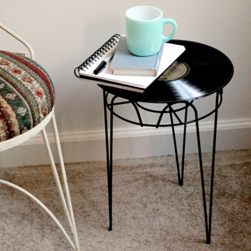 6 Different Ways To Reuse Old Vinyl Records Six