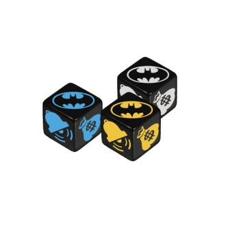 Batman  The Animated Series Dice Game Batman Dice      Catwoman Token