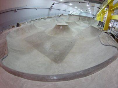 Zone 74 Skatepark | Skatepark in East Kilbride | SKATE.in