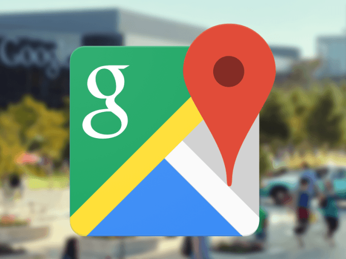 Google Maps Icon Sketch freebie   Download free resource for Sketch     Google Maps Icon