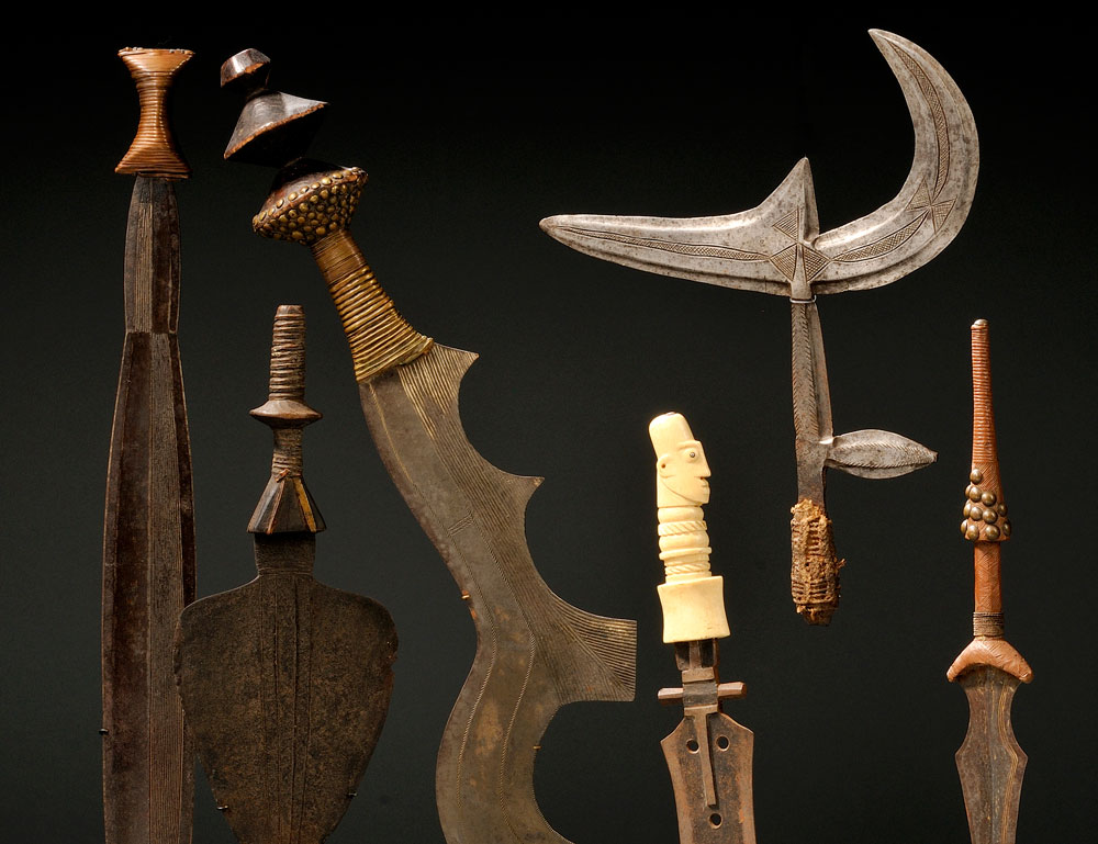 Zuni Indians Weapons And Tools