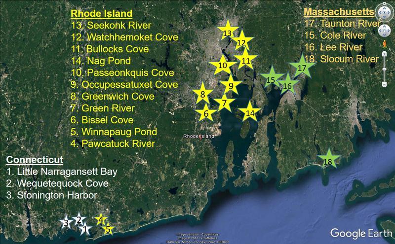 Bristol Rhode Island Water