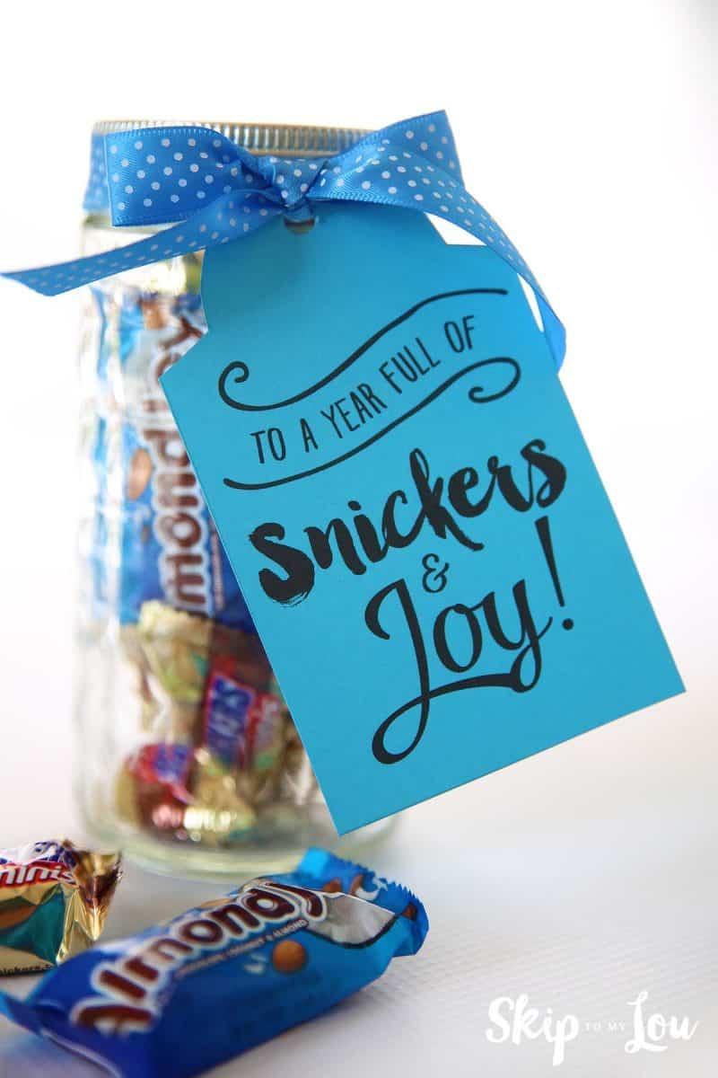 Candy Sayings Bar Birthday Happy