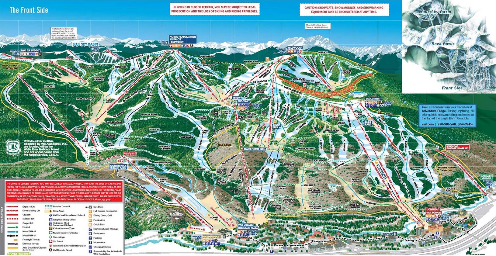 Best Kitchen Gallery: Vail Ski Packages Vail Lodging Deals Skisync of Vail Ski Resort on rachelxblog.com