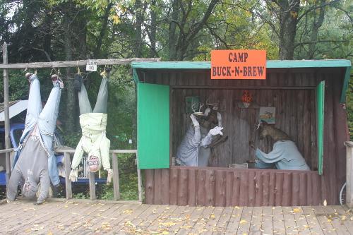 Hunting Michigan Camps