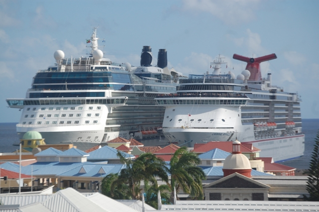 St Maarten Ferries
