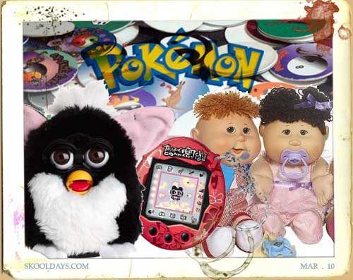 Toys of the 90s Top Toys of the 1990s