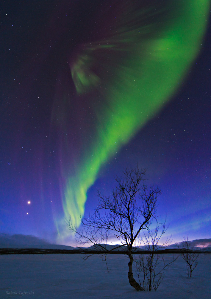 Northern Lights Day Tour Iceland