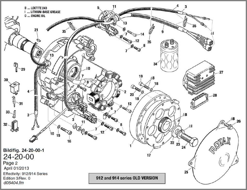 Skydrive products 24 20 00 mag gen new 912 914 old b skydrive products rotax 912 wiring schematic