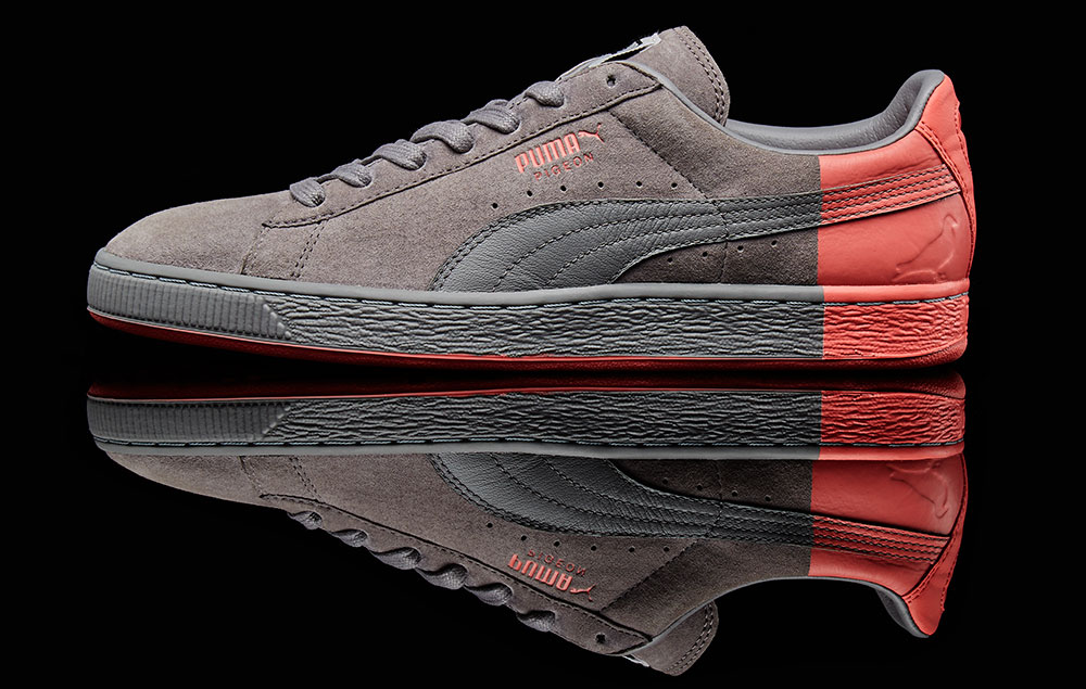 PUMA x Staple Collab for Two 'Pigeon' Sneakers | SLAMonline