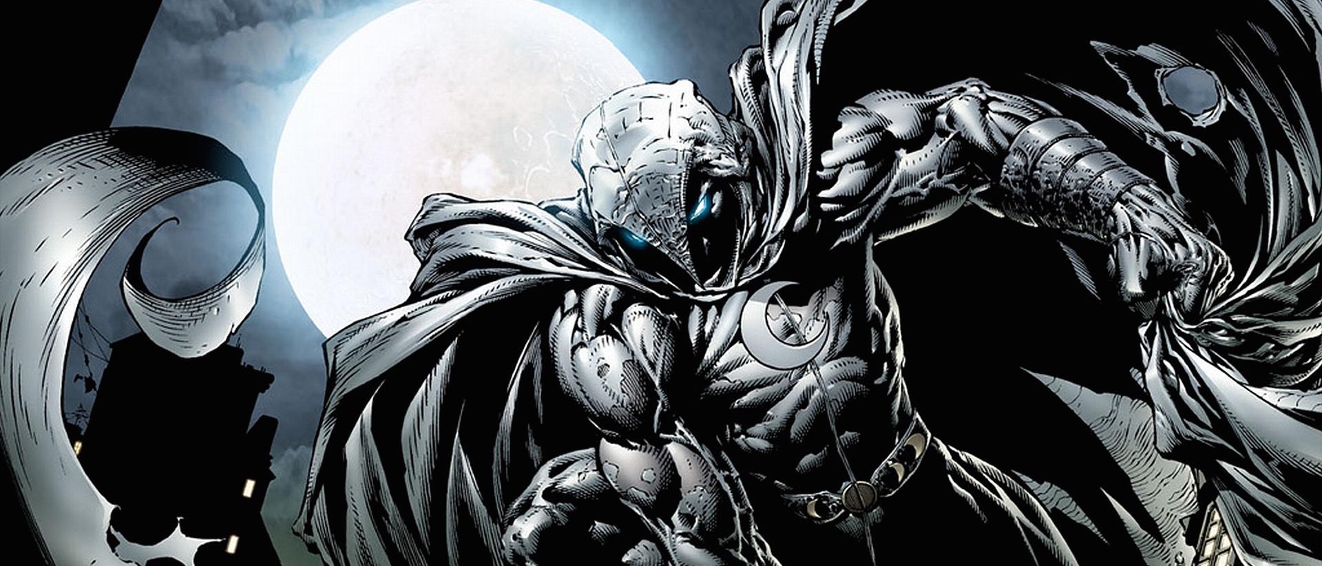 Marvel Rumors: Moon Knight TV Series in the Works?
