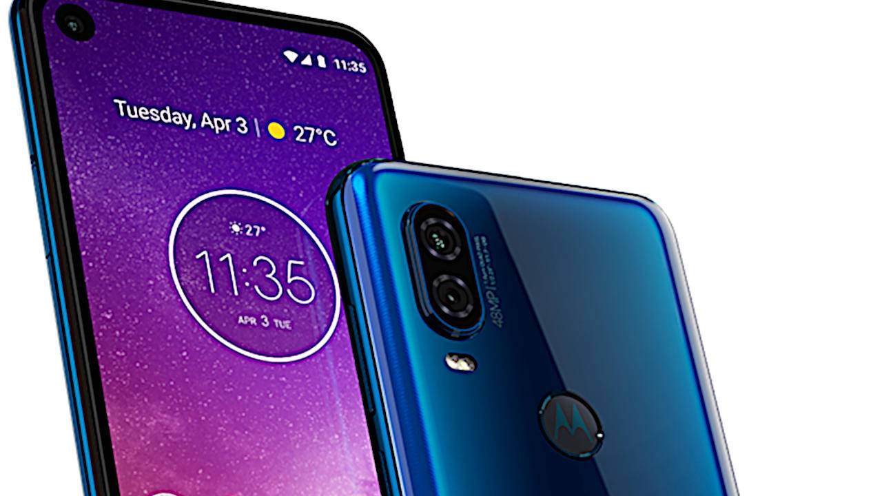 Motorola One Vision Leak Shows Android One Phone S Two