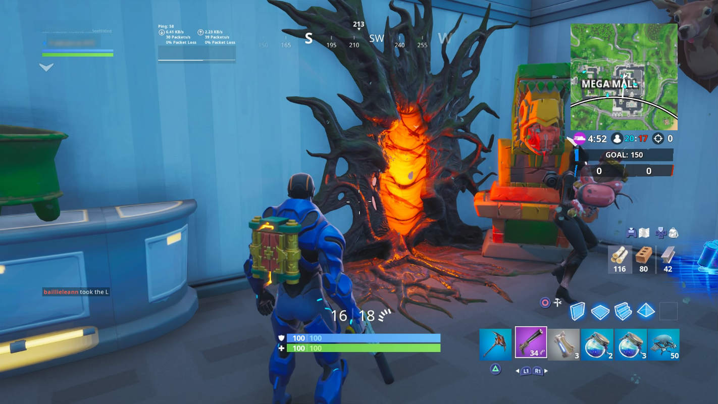 Stranger Things Portals Appear In Fortnite Here S Where