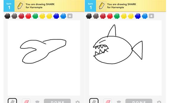 Draw Something, the amazingly addictive guess-my-sketch game