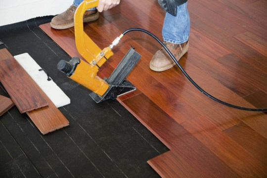 Floating Floor vs  Nail Down   Slaughterbeck Floors  Inc  nail down wood floor