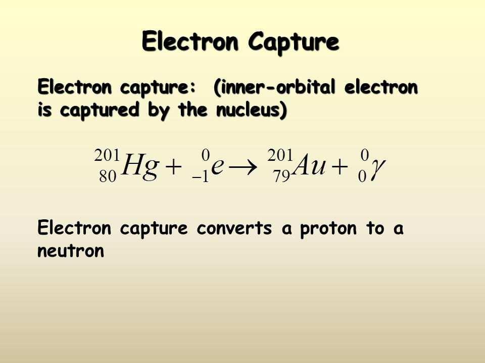 Gamma Radiation Equation