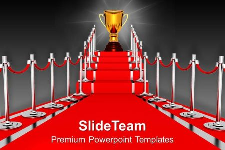 Red Carpet Award Ceremony PowerPoint Templates PPT Backgrounds For     red carpet award ceremony powerpoint templates ppt backgrounds for slides 0113 Slide01