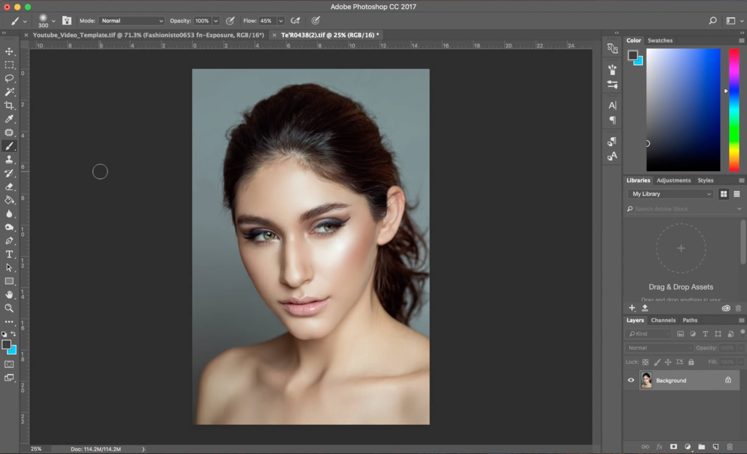 How To Change Background Color In Photoshop But what if you want to change the color something irregular and unusual   Do it in post  in Photoshop  and Jeff Rojas has a great tutorial on how to  do it