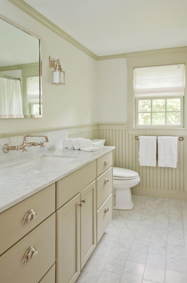 Bathroom With Wainscoting Design Ideas Small Design Ideas