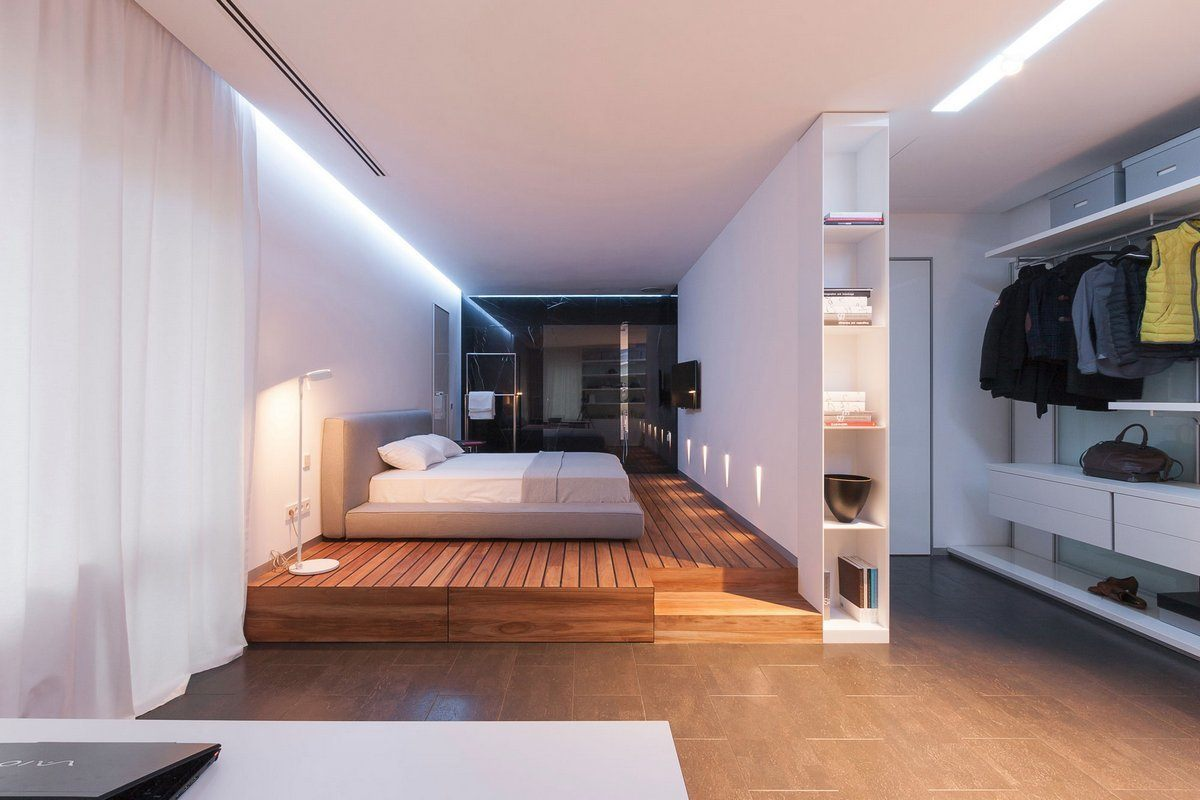 Studio Apartment Bedroom Design Ideas And Pro Designers