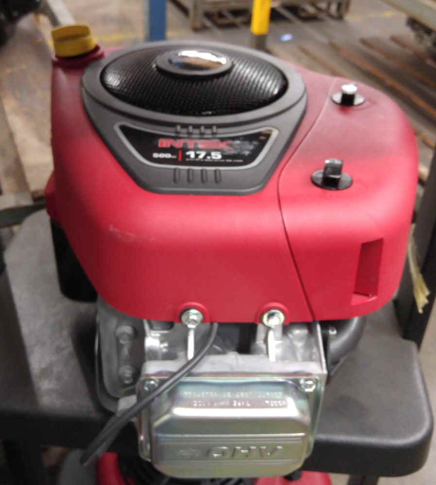 Briggs And Stratton 17 Hp Intek Engine