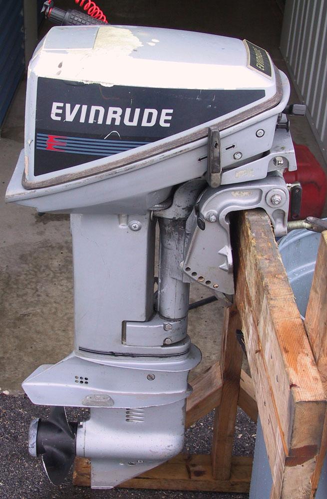 15 Hp Evinrude Outboard Parts