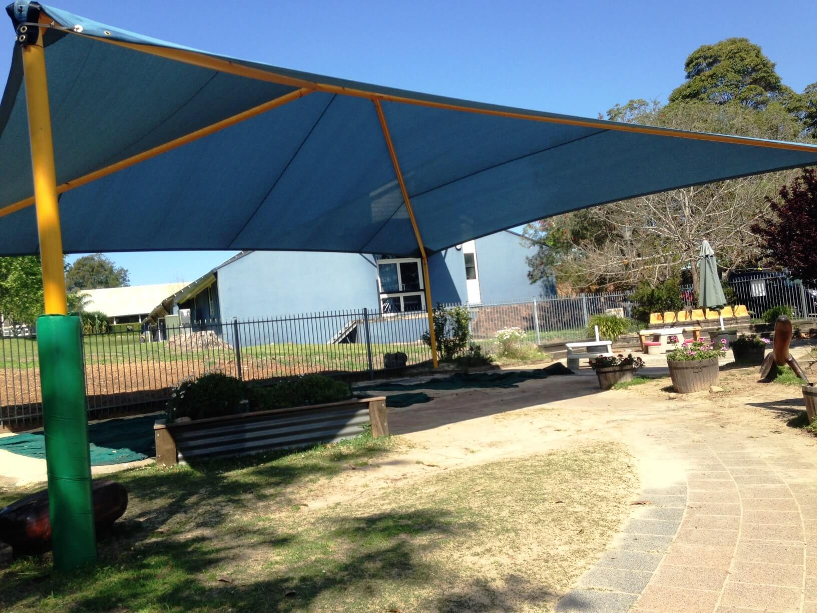 Shade Sails Cleaning Amp Awnings Repair In Sydney Central