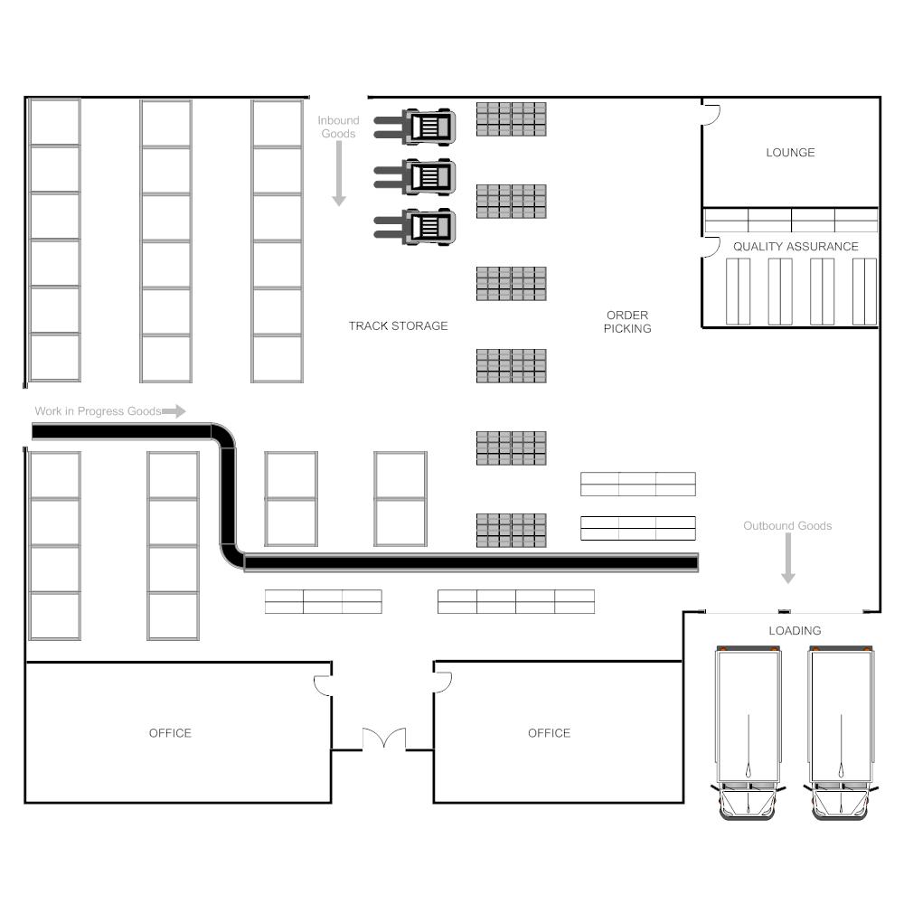 Office Microsoft Floor Plan Templates