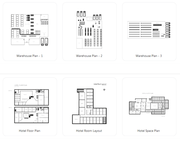 Free Room Layout Templates