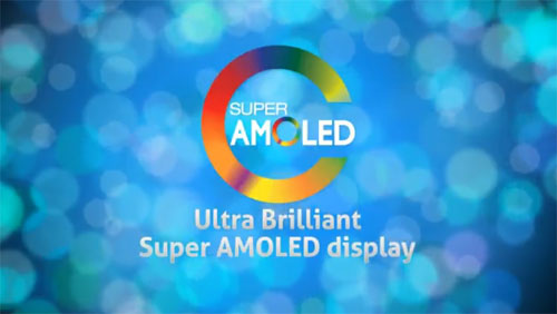 super amoled plus logo
