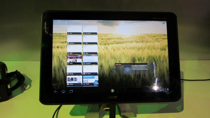 Acer Iconia Tab A510 CES 2012 (1)