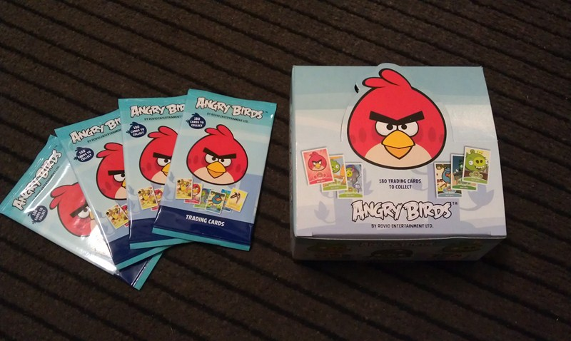 Angry Birds Trading Cards Deutschland (2)