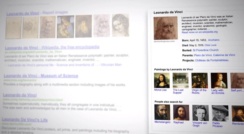 Knowledge Graph Screenshot