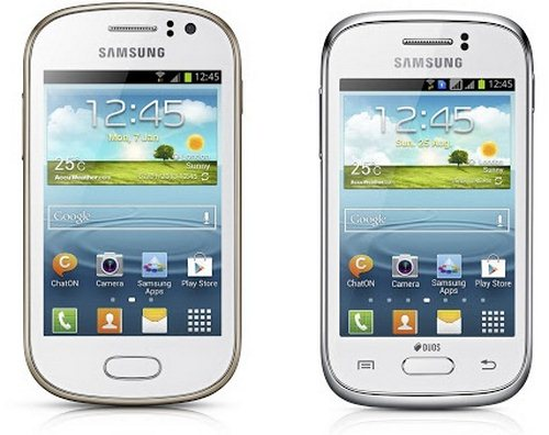 Samsung Galaxy Young und Galaxy Fame