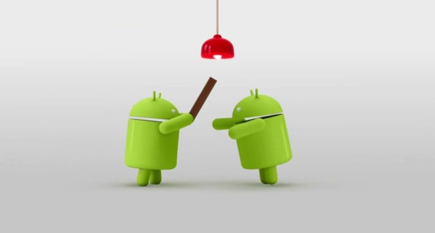 Android KITKAT 4.4 - Android Animation - To give or not to give  - YouTube