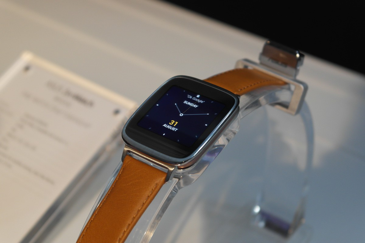 SAM_1814ASUS ZenWatch Hands-on