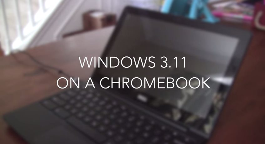 win 3.1 chromebook