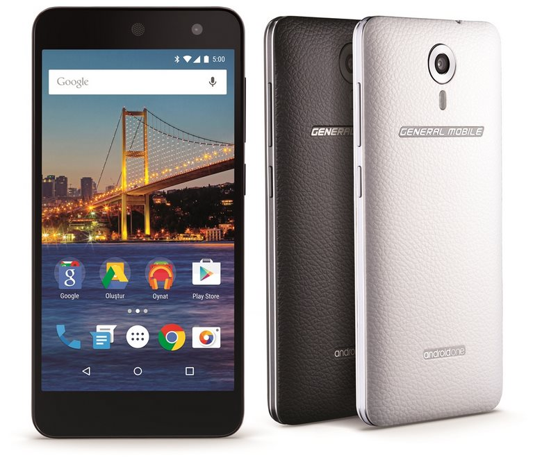 android one general mobile 4g