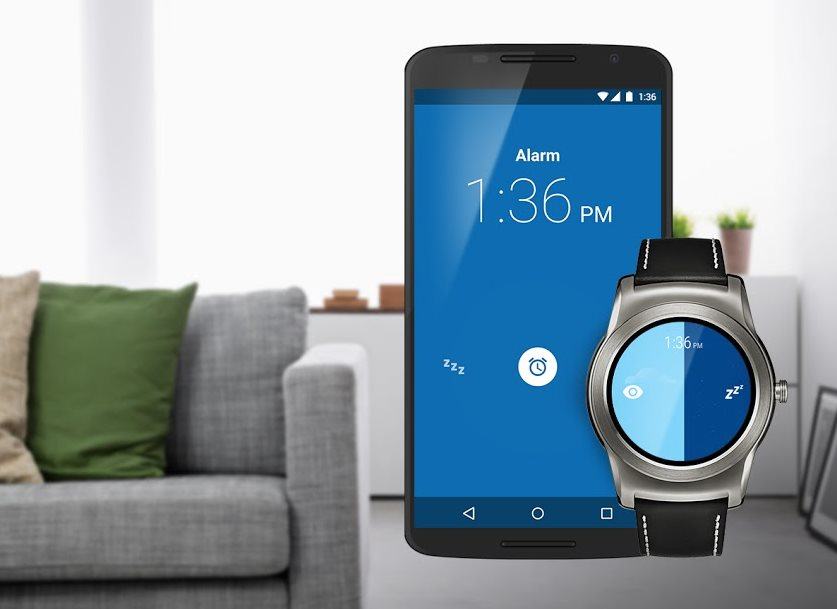 android wear wecker
