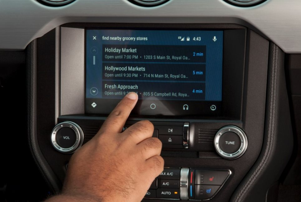 Ford Sync 3 Android Auto