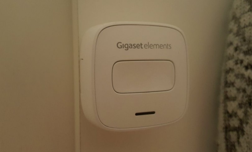 Gigaset Elements Taster