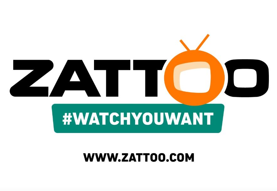 Zattoo Logo Header