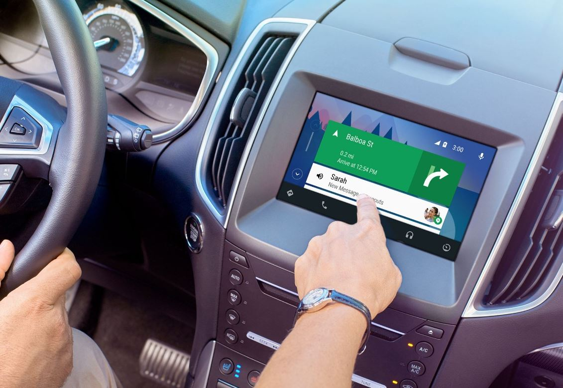 Ford Android Auto